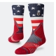 CALCETINES STANCE HOOPS AMERICAN ST CREW