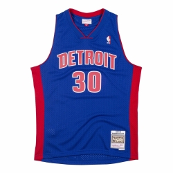 CAMISETA RASHEED WALLACE 2003-04 DETROIT PISTONS