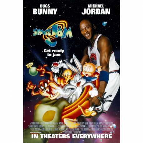 SPACE JAM -Blu Ray- (PELICULA)