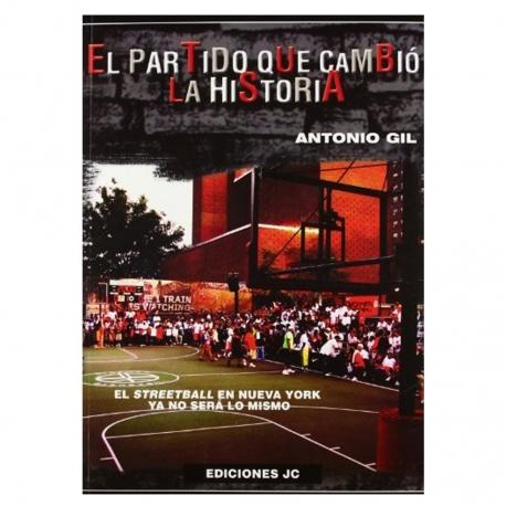 EL PARTIDO QUE CAMBIO LA HISTORIA  (LIBRO)