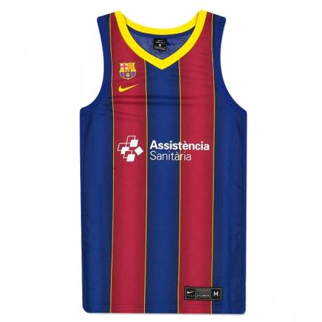 CAMISETA REPLICA NIKE FC BARCELONA