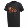 CAMISETA ADIDAS LIL STRIPE BADGE OF SPORT TEE (NIÑO)