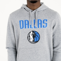 SUDADERA CON CAPUCHA LOGO DALLAS MAVERICKS