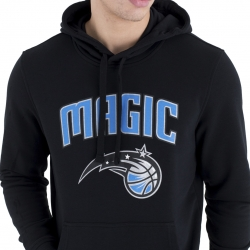 SUDADERA CON CAPUCHA LOGO ORLANDO MAGIC