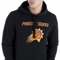 SUDADERA CON CAPUCHA LOGO PHOENIX SUNS