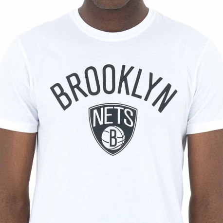 CAMISETA LOGO BROOKLYN NET