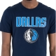 CAMISETA LOGO DALLAS MAVERICKS