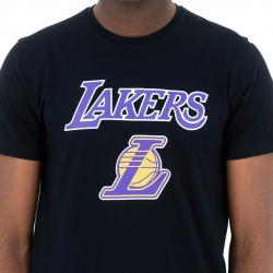 CAMISETA LOGO LOS ANGELES LAKERS