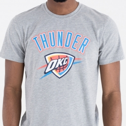 CAMISETA LOGO OKLAHOMA CITY
