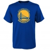 CAMISETA NBA PRIMARY SS TEE GOLDEN STATE WARRIORS (NIÑO)