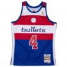 CAMISETA CHRIS WEBBER 1996-97 WASHINGTON BULLETS