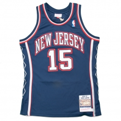 CAMISETA VINCE CARTER 2006-07 NEW JERSEY NETS