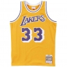 CAMISETA KAREEM ABDUL-JABBAR 1984-85 LOS ANGELES LAKERS