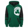 SUDADERA STRAIGHT TO THE LEAGUE FZ HOODIE-BOSTON CELTICS (NIÑO)