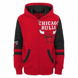SUDADERA STRAIGHT TO THE LEAGUE FZ HOODIE-CHICAGO BULLS (NIÑO)