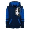 SUDADERA STRAIGHT TO THE LEAGUE FZ HOODIE-DALLAS MAVERICKS (NIÑO)