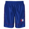 PANTALON BOOMIN OUT BALL SHORT-PHILADELPHIA 76ERS (NIÑO)
