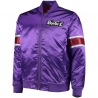 CHAQUETA HEAVYWEIGHT SATIN JACKET TORONTO RAPTORS
