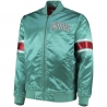 CHAQUETA HEAVYWEIGHT SATIN JACKET VANCOUVER GRIZZLIES