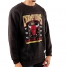 SUDADERA 6 TIME CREW CHICAGO BULLS