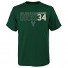 CAMISETA BLOCKED PASS SS TEE-GIANNIS ANTETOKOUNMPO
