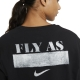CAMISETA NIKE DRI-FIT FLY (MUJER)