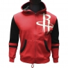 SUDADERA STRAIGHT TO THE LEAGUE FZ HOODIE-HOUSTON ROCKETS (NIÑO)