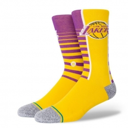 CALCETINES STANCE LA LAKERS HWC GRADIENT