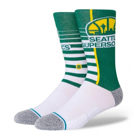 CALCETINES STANCE SEATTLE SUPERSONICS HWC GRADIENT