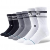 CALCETINES STANCE BASIC 3 PACK CREW