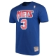 CAMISETA NAME & NUMBER DRAZEN PETROVIC - NEW JERSEY NETS