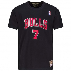 CAMISETA NAME & NUMBER TONI KUKOC - CHICAGO BULLS