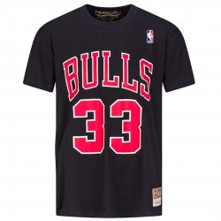 CAMISETA NAME & NUMBER SOCTTIE PIPPEN - CHICAGO BULLS