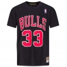 CAMISETA NAME & NUMBER SCOTTIE PIPPEN - CHICAGO BULLS