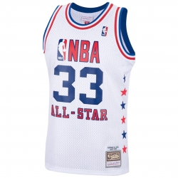 CAMISETA LARRY BIRD ALL STAR GAME 1985