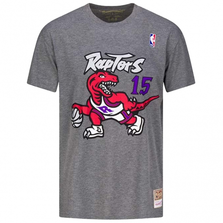 CAMISETA NAME & NUMBER VINCE CARTER- TORONTO RAPTORS