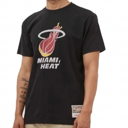 CAMISETA WORN LOGO TEE-MIAMI HEAT