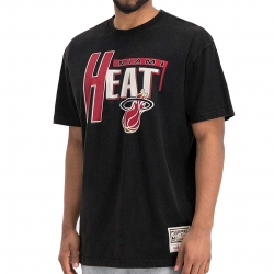 CAMISETA CENTRE CIRCLE TEE-MIAMI HEAT