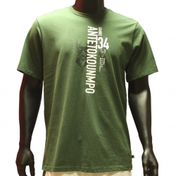 CAMISETA HANDLES 4 DAYS SS GRAPHIC TEE- GIANNIS ANTETOKOUNMPO