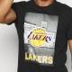 CAMISETA NBA PHOTOGRAPHIC LOGO TEE LA LAKERS