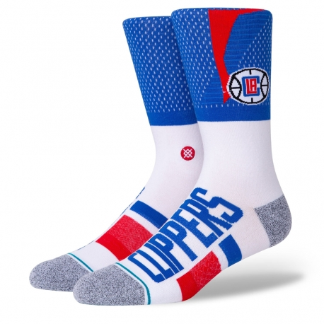 CALCETINES STANCE LOS ANGELES CLIPPERS SHORTCUT 2
