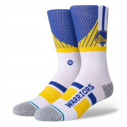 CALCETINES STANCE GOLDEN STATE WARRIORS SHORTCUT 2