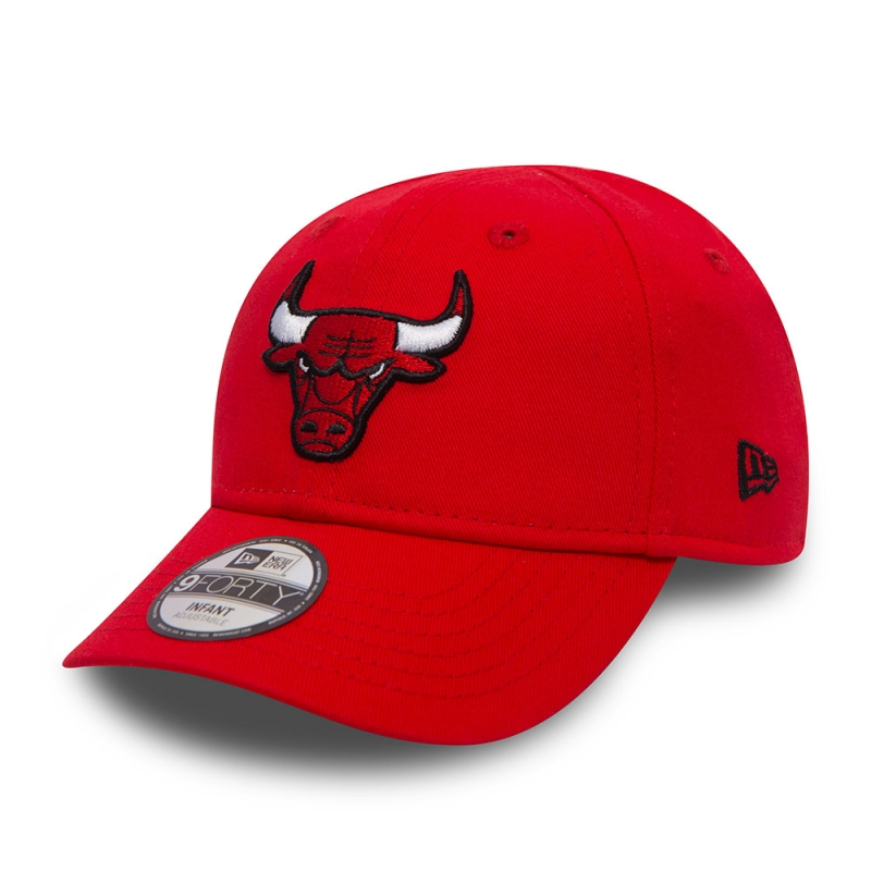 Gorra Chicago Bulls The League 9FORTY Junior d44bd36868d