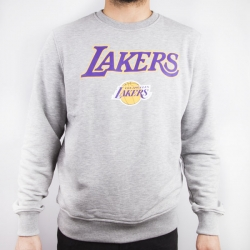 Sudadera Tip Off Crew Sweat Los Angeles Lakers