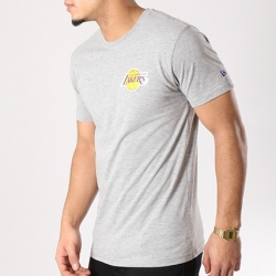 Camiseta Tip Off Chest Los Angeles Lakers
