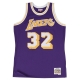 CAMISETA MAGIC JONHSON 1984-85 LOS ANGELES LAKERS