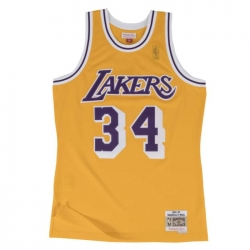 CAMISETA SHAQUILLE O'NEAL 1996-97 LOS ANGELES LAKERS