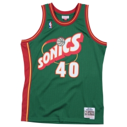 CAMISETA SHAWN KEMP 1995-96 SEATTLE SUPERSONICS