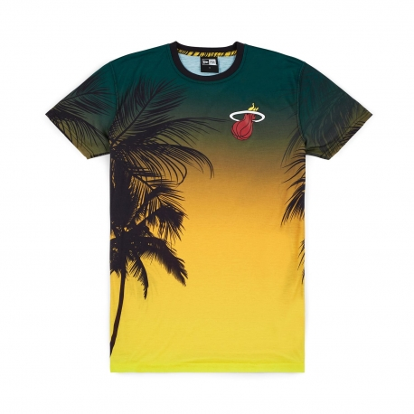 CAMISETA COASTAL HEAT MIAMI HEAT