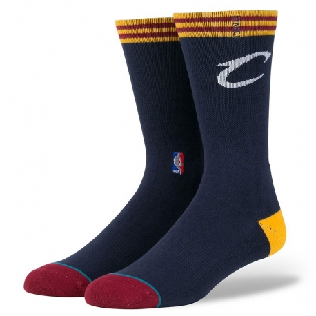 CALCETINES CLEVELAND CAVALIERS ARENA LOGO